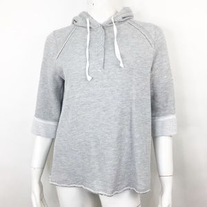SOFT SURROUNDINGS JUST BEACHY FRENCH TERRY HOODIE